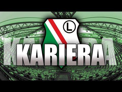 FIFA 16 I Kariera: Legia Warszawa I (#1) Polskie Realia!