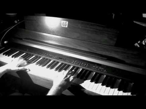 Taboo Theme (BBC TV show) Piano cover