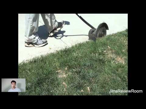 REVIEW: Lawn Edger Attatchment - POULAN PP1000E Pro Lawn Edger
