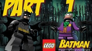 Let's Play: Lego Batman [Co-op] - Part 1
