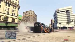 GTA 5 - The Last Extinction SPRX Mod Menu Extreme Camber Suspension Mod + DL Link