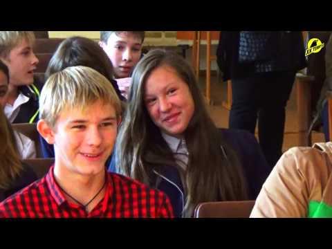 ХК Темиртау в 14 школе