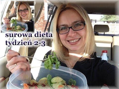 Surowa Dieta, Witarianizm - Mój 2 I 3 Tydzień Na RAW:-) / Kierunek Zdrowie