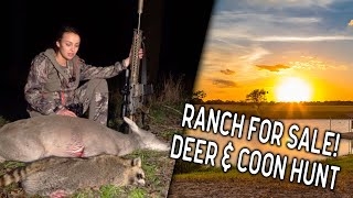 AR10 Deer & Coon Hunt | 2,058 acre Texas Ranch for Sale