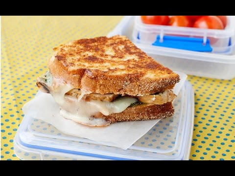How to Grill a Sandwich and Pack it For School or Office Lunch