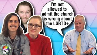 "Responding to ""3 Mormons"" on LGBT Treatment (Feat. Zelph on the Shelf)"