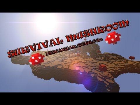 Mapa de supervivencia para minecraft 1.8.3 Survival Mushroom