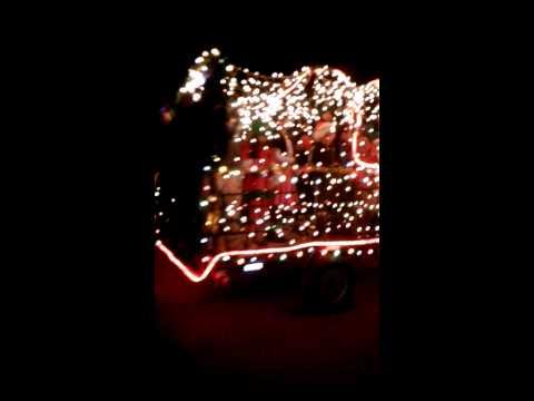 Algodones desfile navideño :) extraño mochis