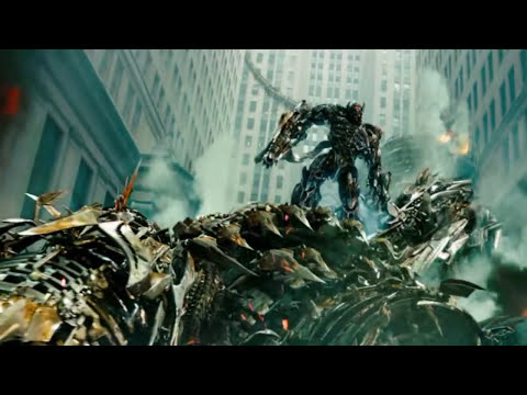 Transformers 3 - Autobots Storm Chicago