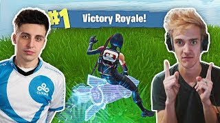 NINJA & SHROUD DREAM DUO! | Fortnite Daily Funny and WTF Moments Ep. 112