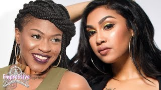 Queen Naija Claps Back At Lil Mo For Criticizing Her Vocals