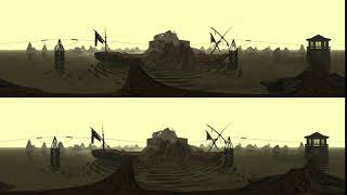 Myst Stoneship Lighthouse 360º/3D