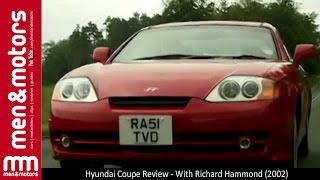 Hyundai Coupe Review - With Richard Hammond (2002)