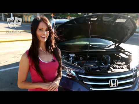 Honda CRV 4WD 2013 - Review