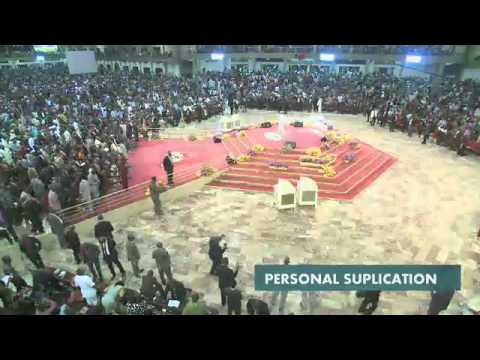A Night With The King 3  With David Oyedepo video