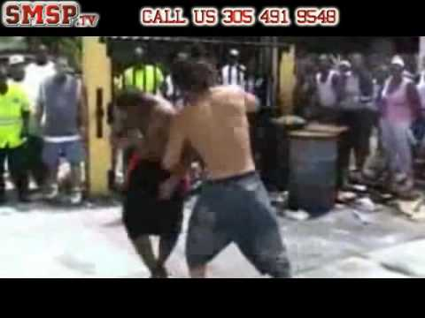 kimbo slice vs jorge masvidal street fight http:/www.smsp.tv Video