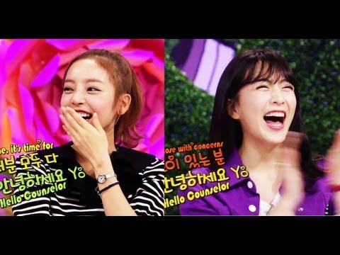 Hello Counselor - with KARA (2013.09.16)