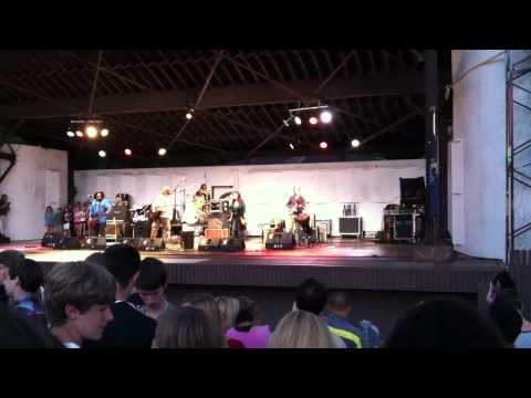 "Rusted Root - ""Monkey Pants"" - Allegheny County Music Fest, Hartwood Acres 8/26/2012"