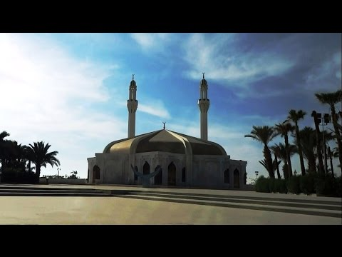 Driving Around Jeddah