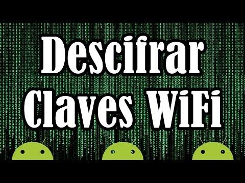Como Descifrar Cualquier Clave WiFi Android / Método INFALIBLE / WEP. WPA y WPA2 y WPA2-PSK / 2015 /