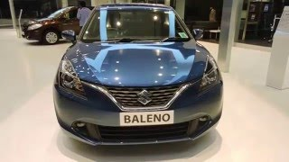 Baleno From Maruti Suzuki Ray Blue colour