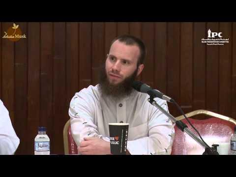 Sh. Yusha Evans - My Journey to Islam - Grand Mosque - Kuwait