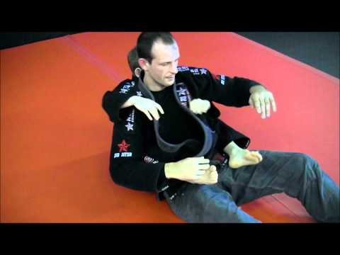 DRILLTOFLOW.COM  Featured:PETER TERZIS BACK TO ARMBAR DRILL! Image 1