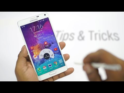 Galaxy Note 4 Software - Tips & Tricks. Hidden Features & Everything Else - Part 2/2