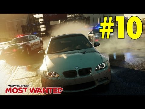 Need for Speed Most Wanted 2012 - Прохождение - Часть 10