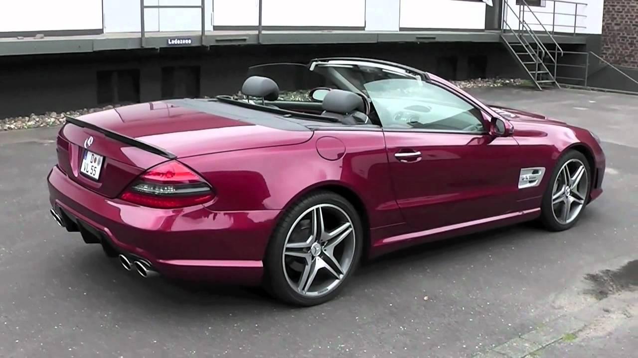 Mercedes Sl500 Umbau Auf Sl63 Amg Youtube