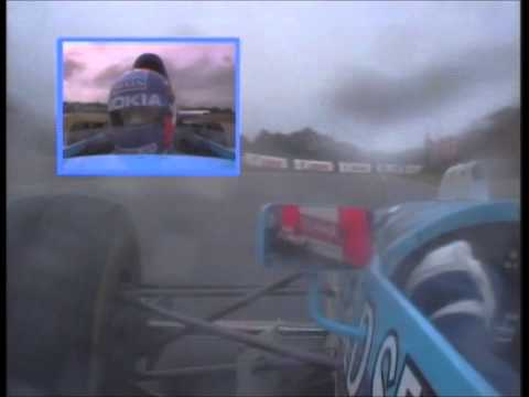 An onboard lap of Ukyo Katayama at Suzuka, 1995. Enjoy the pure engine sounds from the Yamaha engine. :D.