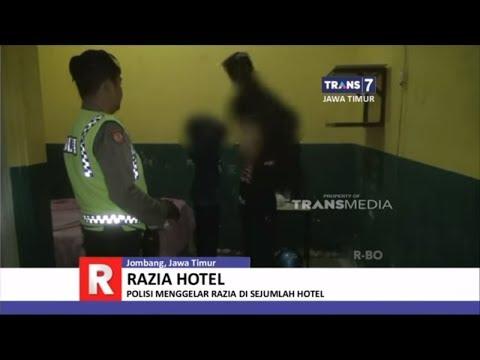 Polisi Militer Razia Hotel di Malam Tahun Baru
