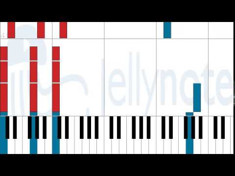 How To Play Elektrisk Piano By Marcus & Martinus Ft. Katastrofe  On Piano Sheet Music