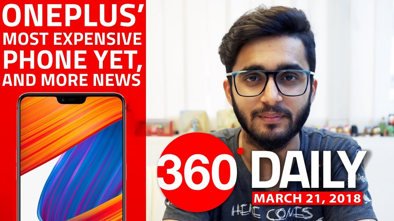 Is It Time to Delete Facebook? OnePlus 6 Price Leaked, and More (Mar 21, 2018)