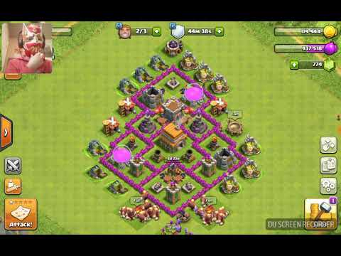 We back on this game/Clash Of Clans Let's Play #7