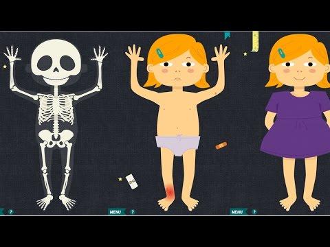 This is my body - Anatomy for kids | Educational App (iPad, Apple Mac)