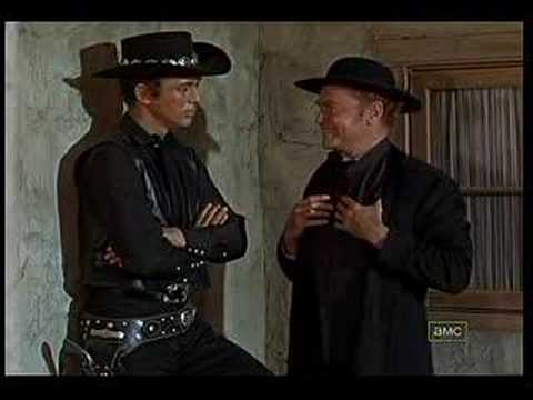 Don Knotts. The Shakiest Gun in the West Fast Draw Trick Sho Video