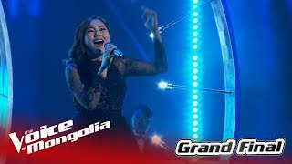 "Enguun - ""Never enough"" 