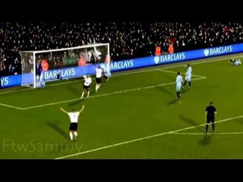 Vincent Kompany Own Goal vs. Fulham HD