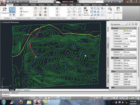 Cómo diseñar una carretera en Autocad Civil 3D!