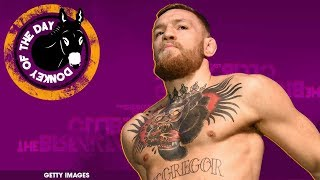 Conor McGregor Gets Rocked By Khabib Nurmagomedov In UFC 229