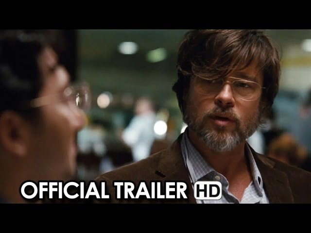 The Big Short Official Trailer (2015) - Brad Pitt, Ryan Gosling [HD]
