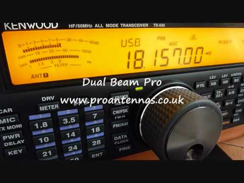 DUAL BEAM PRO by PRO ANTENNAS