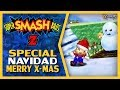 Super Smash Bros Z Special Navidad