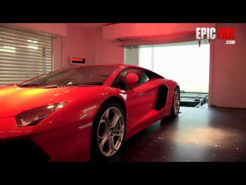 The BEST Car Garage in the World
