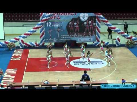 Sweet Ladies Swing 2011 - Weltmeisterschaft 2011