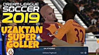 Galatasaray Yaması! Uzaktan Golleri Özleyen Gelsin, Dream League Soccer 2019