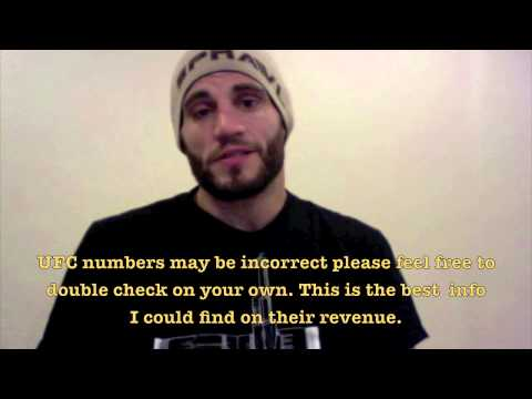 Jon Fitch talks money
