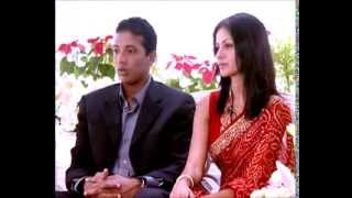 Rendezvous with Simi Garewal - Mahesh Bhupathi & Shvetha (2004)