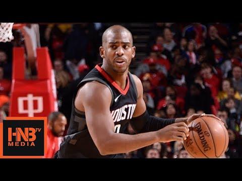 Houston Rockets vs Los Angeles Lakers Crazy Ending / Dec 31 / 2017-18 NBA Season